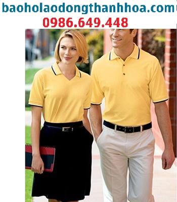 Áo thun công nhân đẹp thiết kế theo yêu cầu