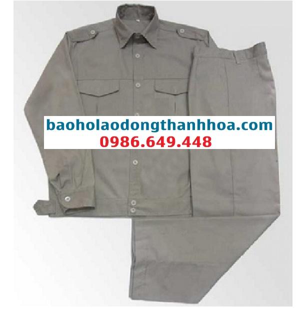 May quần áo bảo hộ lao động Thanh Hóa