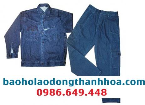 Quần áo jean cho thợ điện, thợ hàn