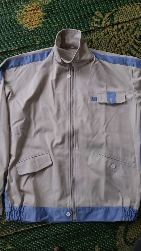 Quần áo bảo hộ mẫu thiết kế theo yêu cầu